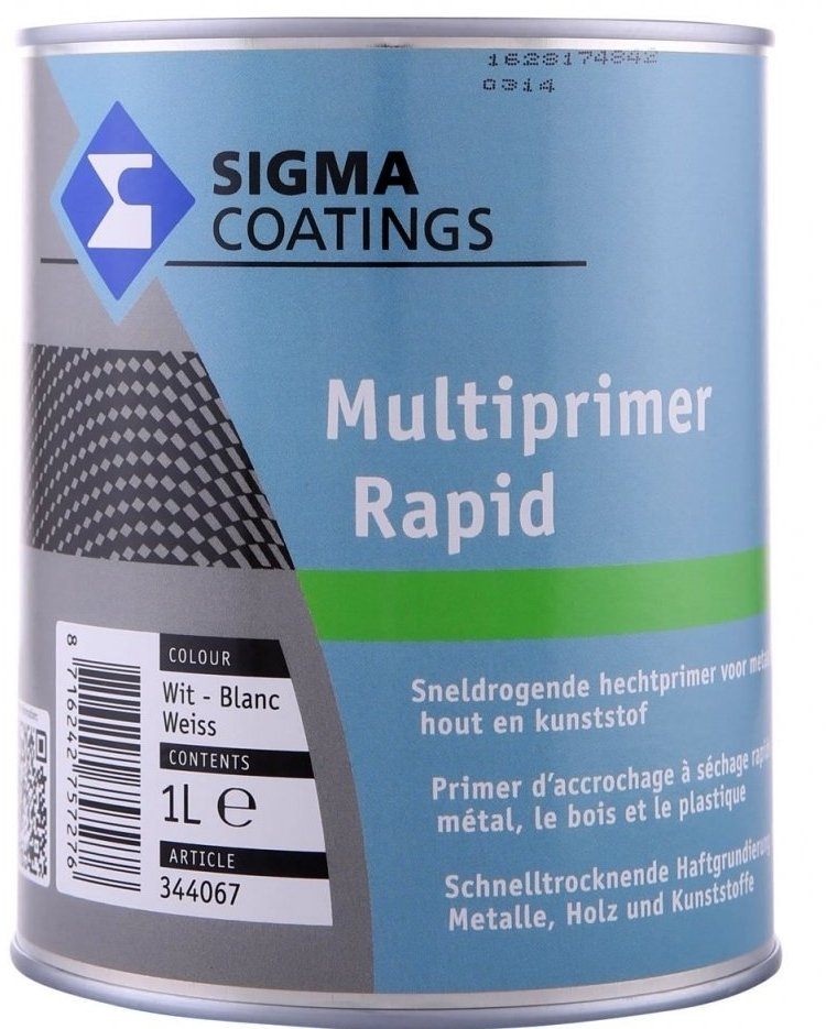 Sigma Coatings - Sigma-Multiprimer-Rapid-1ltr