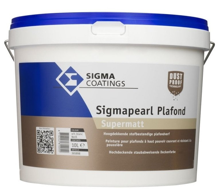 Sigma Coatings - Sigma-Sigmapearl-Plafond