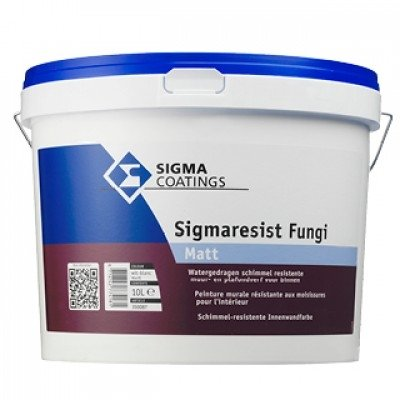 Sigma Coatings - sigma-coatings-sigmaresist-fungi-matt-verfcompleet.nl