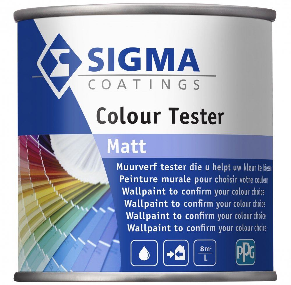 Sigma Coatings - sigma-colour-tester-verfcompleet.nl