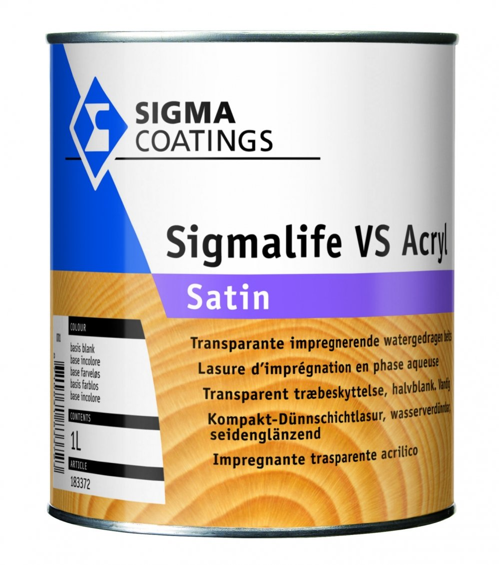 Sigma Coatings - sigma-sigmalife-vs-acryl-satin-verfcompleet.nl