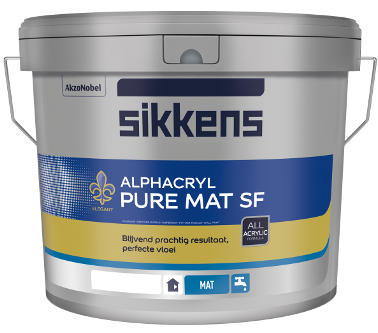 Sikkens - sikkens-alphacryl-pure-mat-sf-verfcompleet.nl