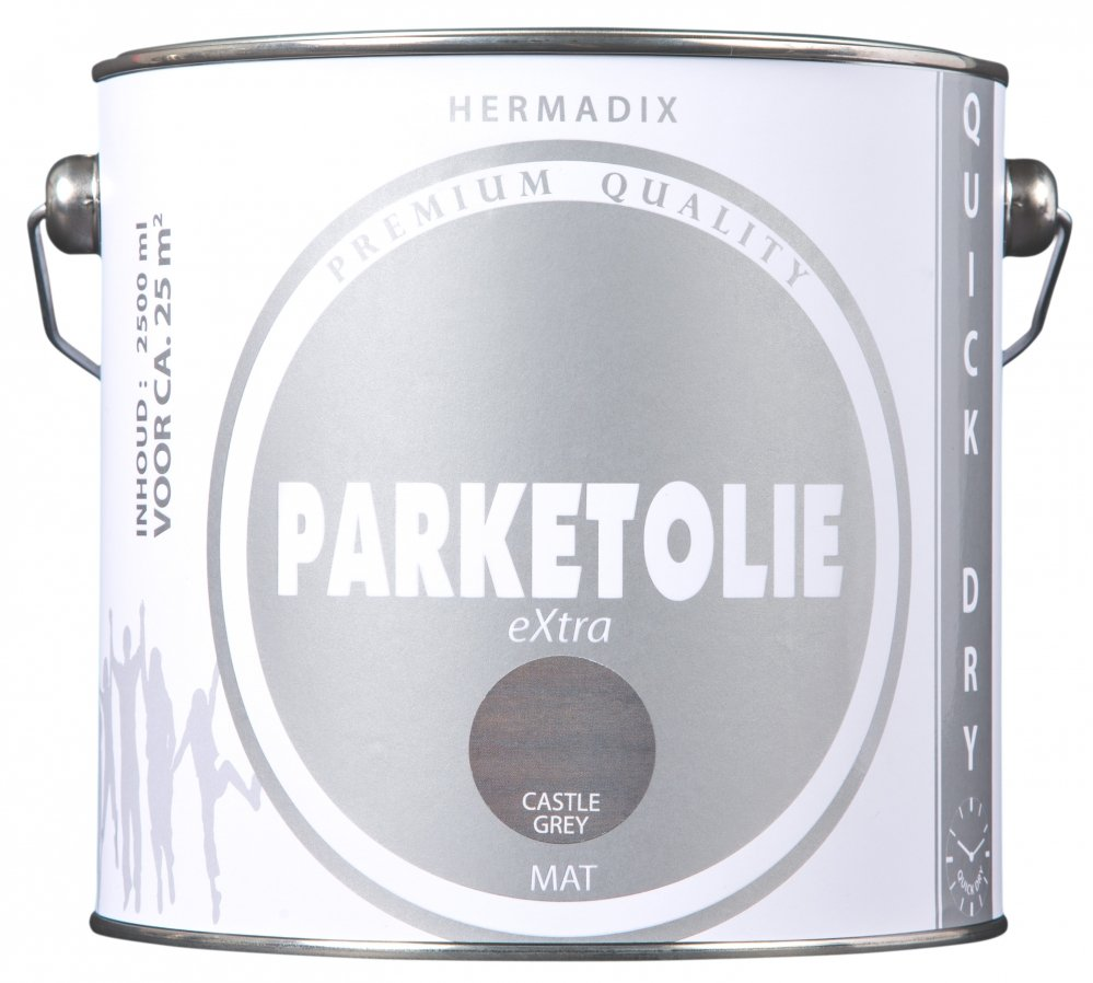 Hermadix - Parketolie%20Castle%20Grey%20mat